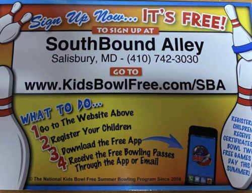 Kids Bowl Free All Summer @ Southbound Alley
